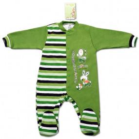 Комбинезон детский Lucky (Польша), зелёный