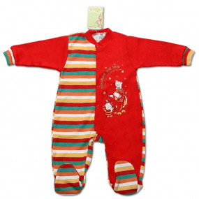 Комбинезон детский Lucky (Польша), красный