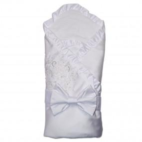 Конверт-одеяло Magnifique (Манифик) облегченная весна (белый)
