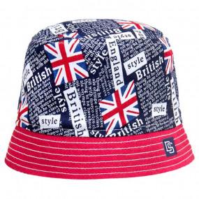 Панама для мальчика British (стрейч-коттон) 100% хлопок