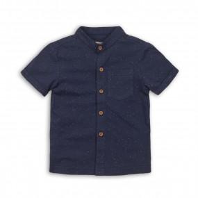 Рубашка Dandy (Англия), нэви в крапинку