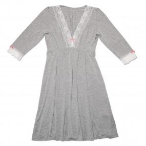 Сорочка для беременности и кормления (вшитый топ) Esprit Alles
