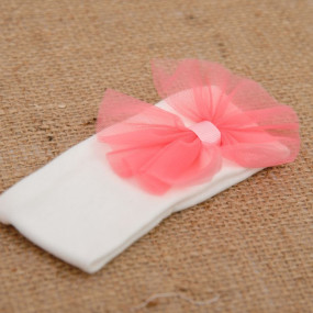 Комплект Rainbow (юбка из фатина, повязка), розовый