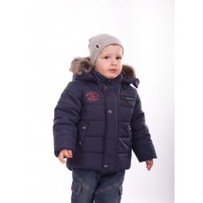 Комплект зимний для мальчика (23-ЗМ-15), синий