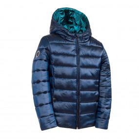 Куртка для девочки PEARL демисезонная (синий перламутр)