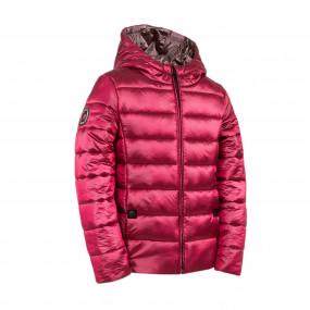 Куртка для девочки PEARL демисезонная (бордо)