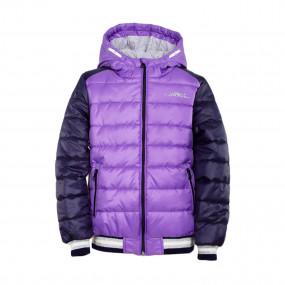 Куртка для девочки CUTIE демисезонная (лиловый)