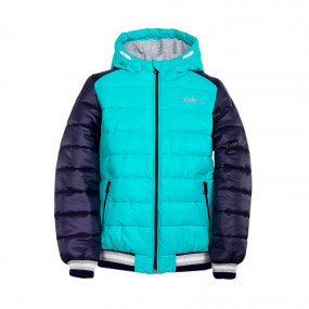 Куртка для девочки CUTIE демисезонная (бирюза)