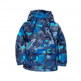 Куртка-парка демисезонная без утеплителя PILGRIM (принт 2), на