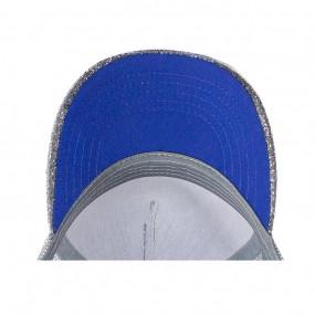 Блайзер Dots Glitter синий/сетка (279) 100% хлопок