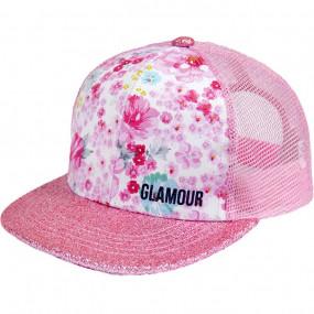 Кепка Glamour Glitter сетка (332) премиум