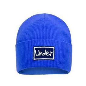 Деми шапка 20162 (премиум), синий василек