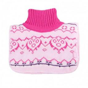Манишка 3-002896 pink (на хлоковом подкладе) TuTu Poland