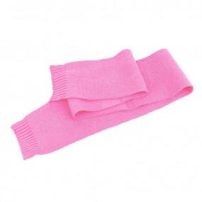 Шарф ярко-розовый детский Польша (110 х 13 см), 100% шерсть
