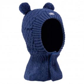 Первый шлем 3-004806 blue зимний НА ЛИПУЧКЕ (Польша)