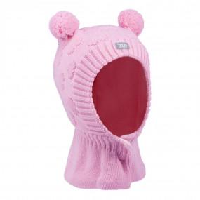 Первый шлем 3-004809 pink зимний НА ЛИПУЧКЕ (Польша)