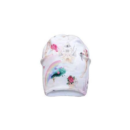 Деми шапка 20251 (премиум), феи