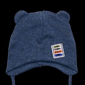 Деми шапка Teddy Movement (двойной хлопок), под джинс