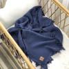 Плед MSonya под джинс (муслин жатка) 100х80 см