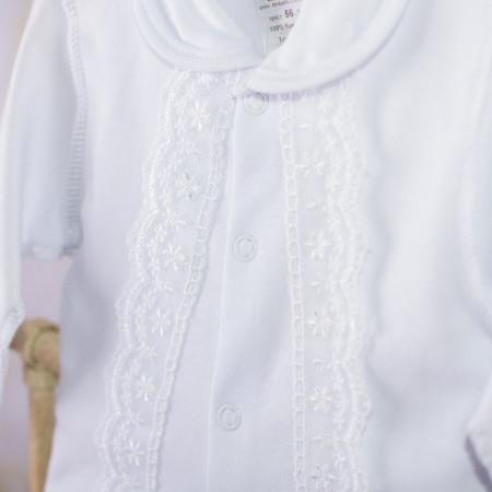 Костюм Солнышко, белый велюр