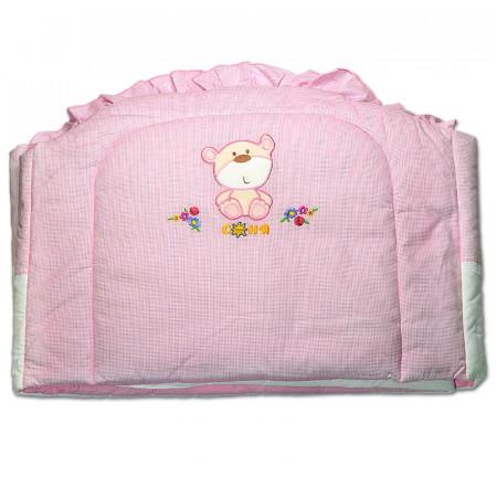 Набор постельного белья СОНЯ (для новорожденной, 120 на 60 см)