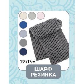 Шарф РЕЗИНКА (в ассортименте)