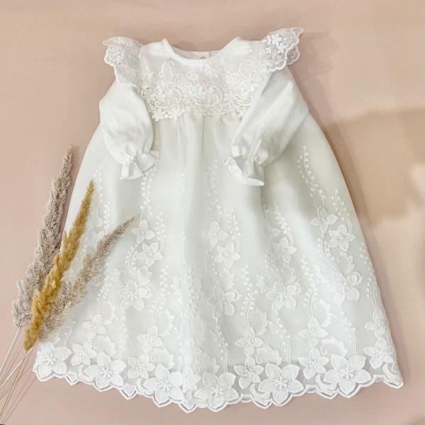 """Платье макси """"Little Star"""" дизайнерское со штанишками"""
