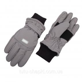 Перчатки 3-004717 серый TUTU Poland