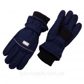 Перчатки 3-004717 т.синий TUTU Poland