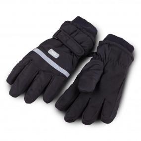 Перчатки 3-005116 чёрный TUTU Poland