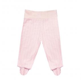 Ползунки 107574 розовый (ажурный хлопок)