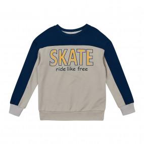 """Джемпер КФ-734 """"Skate"""" (двунитка)"""