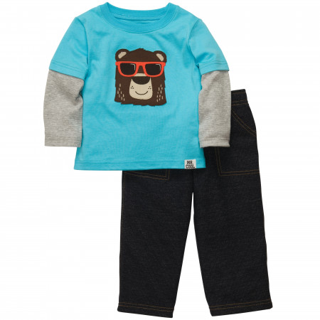 Костюм для мальчика КАРТЕРС, 2-piece Pant Set