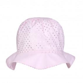 Панама 21548 розовая (ультралёгкая) 100% хлопок