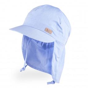 Панама 3-005492 голубой (с защитой шеи) UV30+