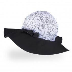 Шляпка 3-005433 т.синяя (с защитой UV30+)