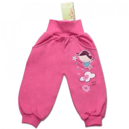 Штаны для детей ЛАКИ, розовый