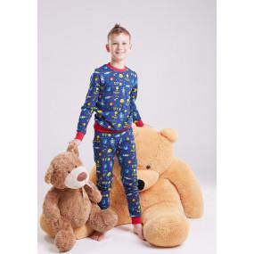 Пижама Уфо (100% хлопок) для мальчиков