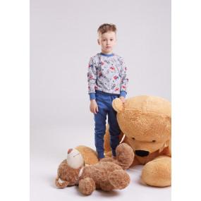 Пижама Бип (100% хлопок) для мальчиков