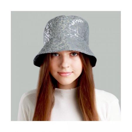 Шляпа Эмберли демисезонная (плащевка на флисе) светоотражающая