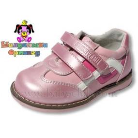 Туфли для девочки, розовый...
