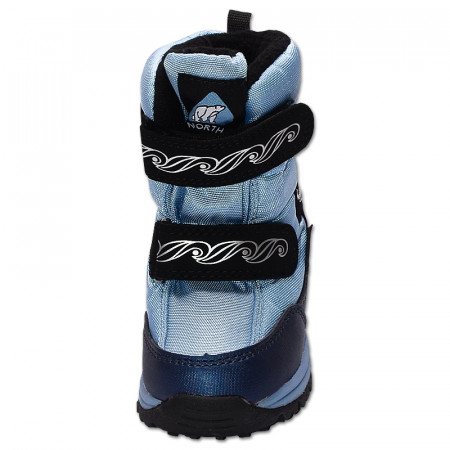 Обувь для девочек зимняя - термо-сапоги, Little Dear BG