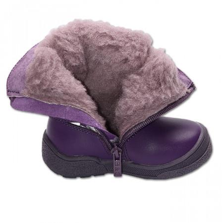 Сапоги зимние для девочки, Little Dear, BG LD112-83C4F