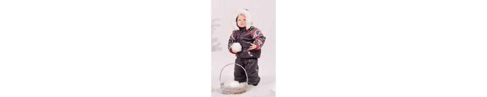 Комплекты зима (куртка и штаны)