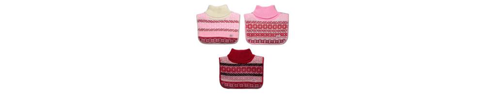 Манишки, шарфы